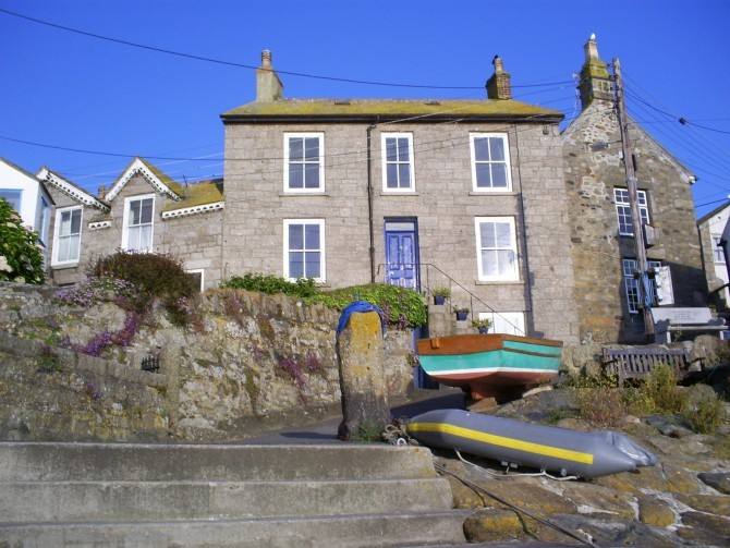 Bay View, Mousehole