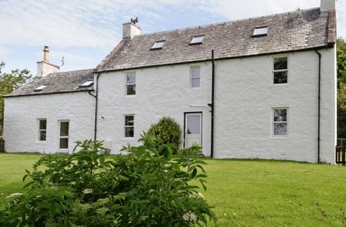 Snaptrip - Last minute cottages - Delightful Kirkcudbright Cottage S37671 -