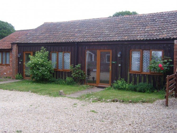 The Lodge, Sleeps 4