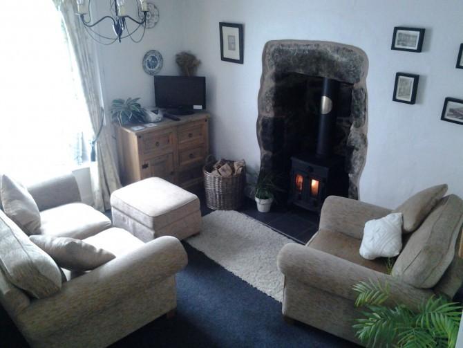 Treen Lane Cottage, Mousehole