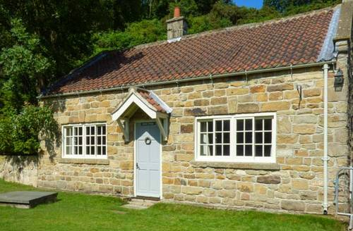 Snaptrip - Last minute cottages - Beautiful Goathland Cottage S38091 -