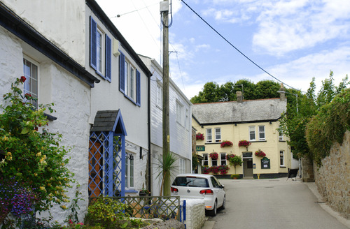Snaptrip - Last minute cottages - Cosy St Columb Minor Cottage S38233 -