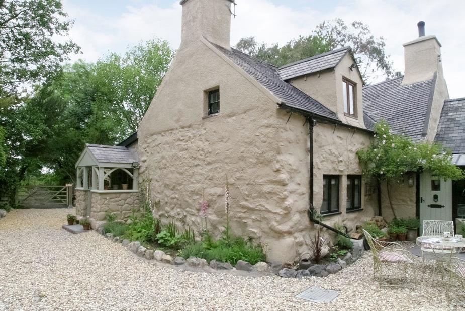 Collfryn Cottage Exterior | Collfryn Cottage, Bethesda, Llanwnda, Caernarfon