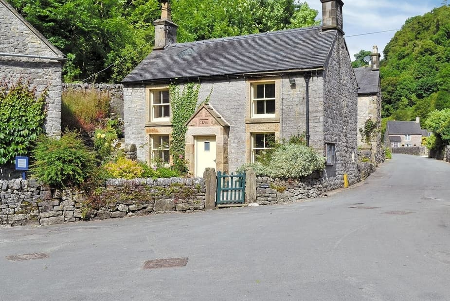 Duck Cottage Exterior | Duck Cottage, Milldale, nr. Ashbourne