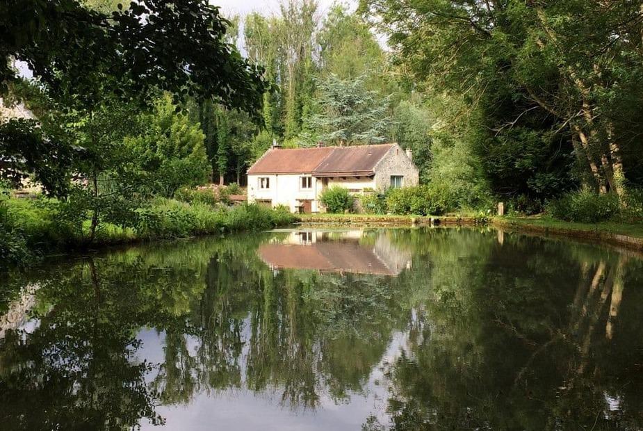 Gîte Moulin d'Icare Exterior   Gite Moulin d'Icare, Puiseux-en-Retz