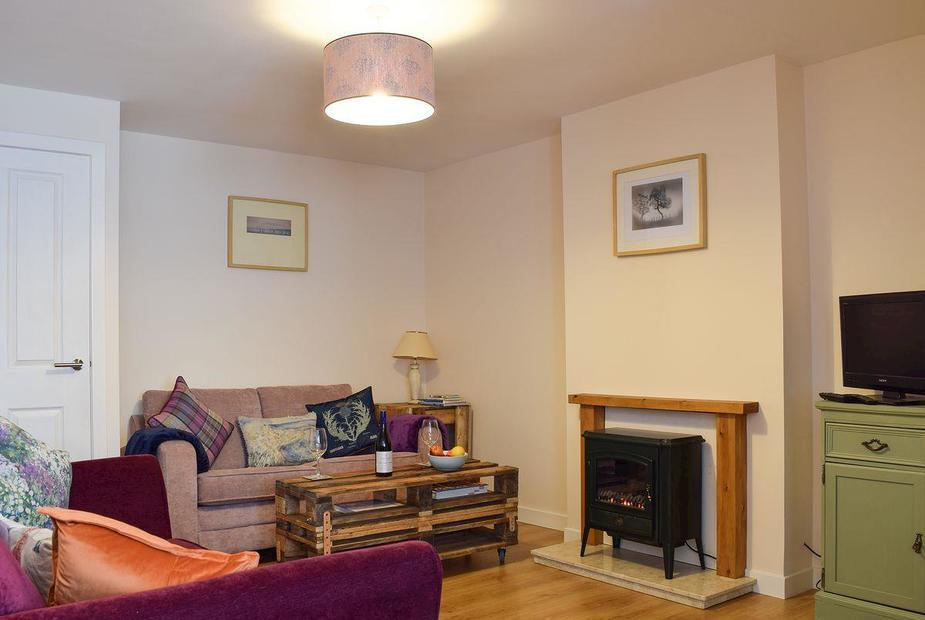 Winston's Ground floor holiday apartment | Winston's, St Monans, near Anstruther