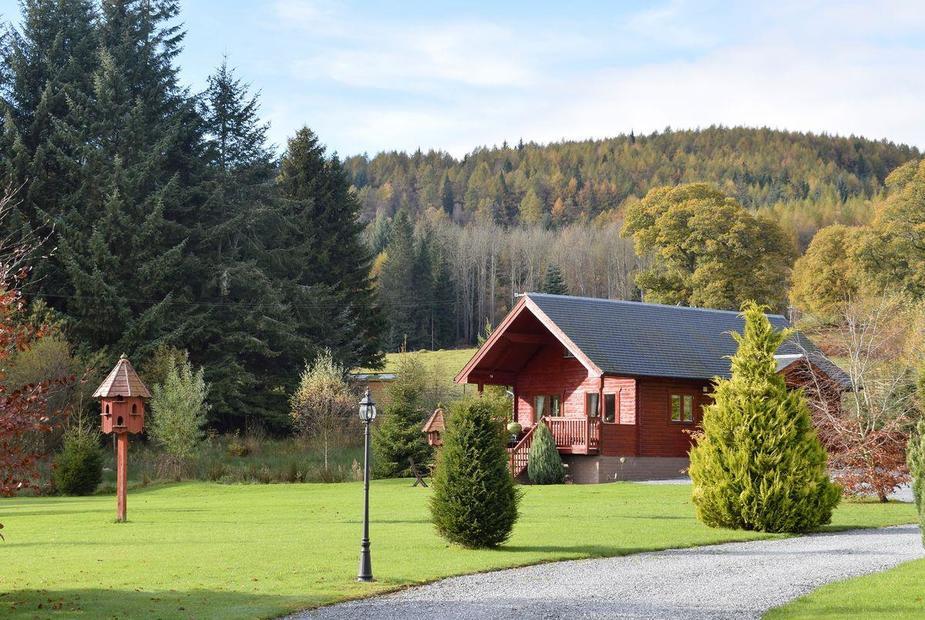 Hatton Lodge Lovely holiday home set in a wonderful landscape | Hatton Lodge, Near Dunkeld