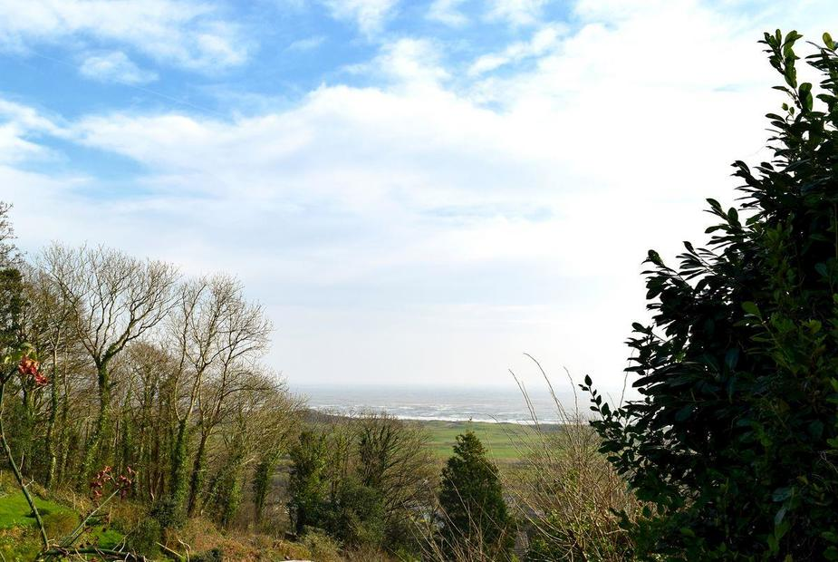 The Coach House Wonderful sea views | The Coach House, Penally, near Tenby