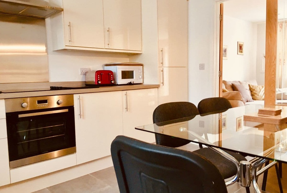 4 Trevanson Mews Newquay Kitchen/diner | 4 Trevanson Mews, Newquay