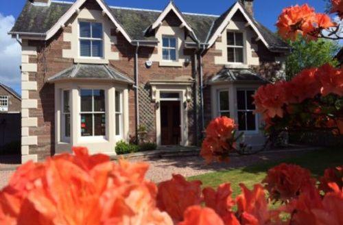 Snaptrip - Last minute cottages - Wonderful Blairgowrie Cottage S39477 -