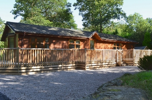 Snaptrip - Last minute cottages - Inviting Cartmel Lodge S39602 -