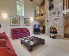 Snaptrip - Last minute cottages - Attractive North Bovey Lodge S39613 -
