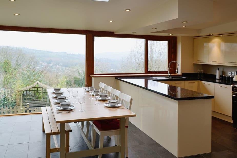 Briar Cottage Kitchen/diner | Briar Cottage, Amberley, nr. Stroud