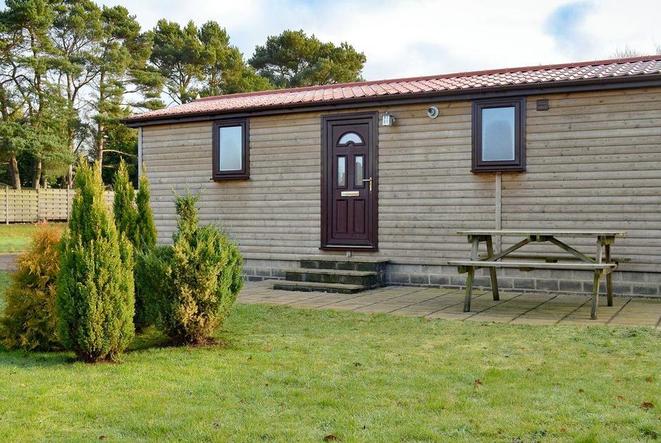 Pine Lodge Charming holiday accommodation | Pine Lodge - Lynby Lodges, Wilberfoss, near York