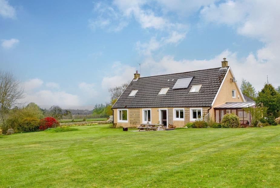Collalis Wonderful detached holiday home | Collalis, Gartocharn, near Balloch