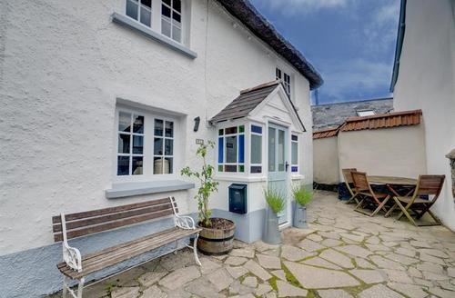 Snaptrip - Last minute cottages - Adorable Umberleigh Rental S12264 - External 1