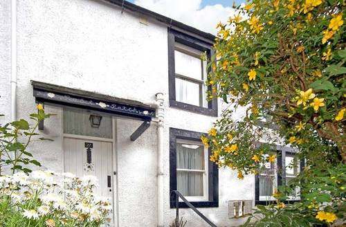 Snaptrip - Last minute cottages - Lovely Keswick Cottage S4192 -
