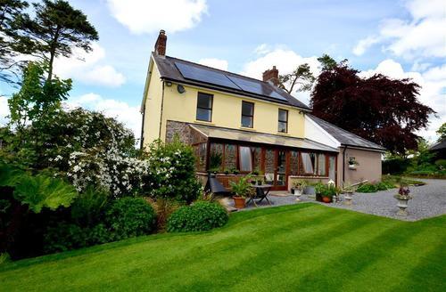 Cosy Llandovery Cottage S41136