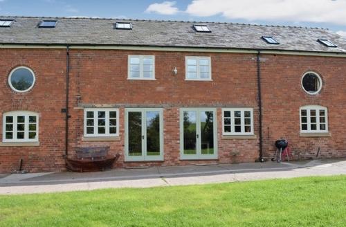 Snaptrip - Last minute cottages - Splendid Shrewsbury Cottage S41156 -