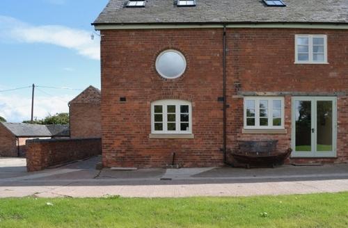 Snaptrip - Last minute cottages - Inviting Shrewsbury Cottage S41157 -