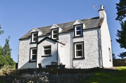 Snaptrip - Last minute cottages - Excellent Castle Douglas Cottage S41182 -