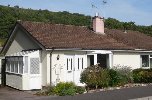 Snaptrip - Last minute cottages - Wonderful Minehead Cottage S41239 -