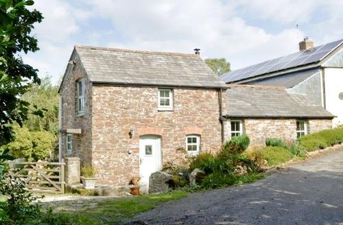 Snaptrip - Last minute cottages - Attractive Wadebridge Cottage S41266 -
