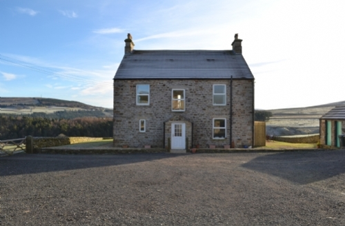 Snaptrip - Last minute cottages - Delightful Alston Farmhouse S246 - Whitlow Farmhouse, self catering Alston, Eden Valley, Northumberland