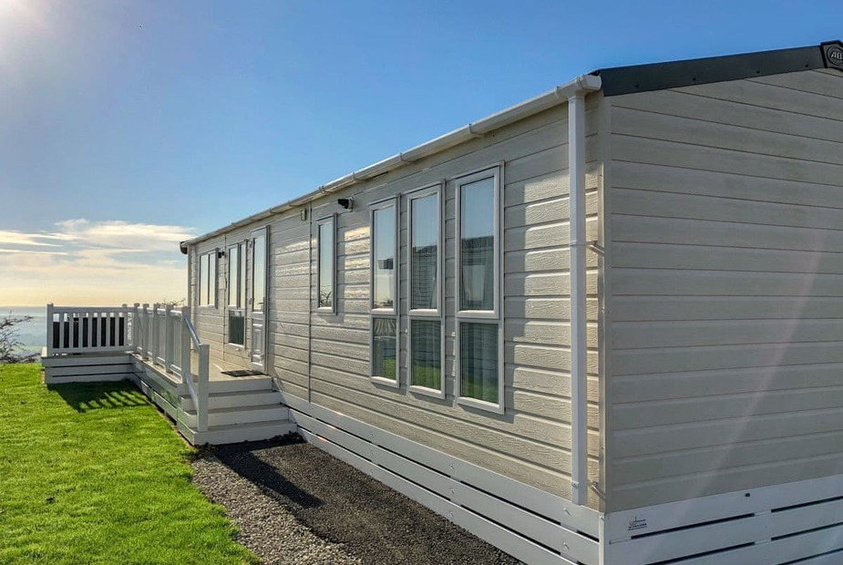 Valley View, Tamar View Holiday Park Exterior | Valley View, Tamar View Holiday Park, Calstock, near Callington