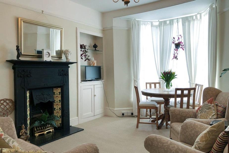 Salty Towers, Brixham Homely living room | Salty Towers, Brixham