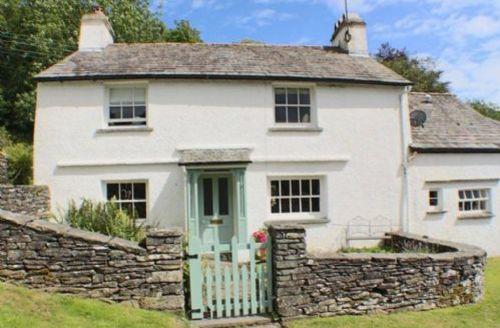 Snaptrip - Last minute cottages - Beautiful Satterthwaite Cottage S42460 -