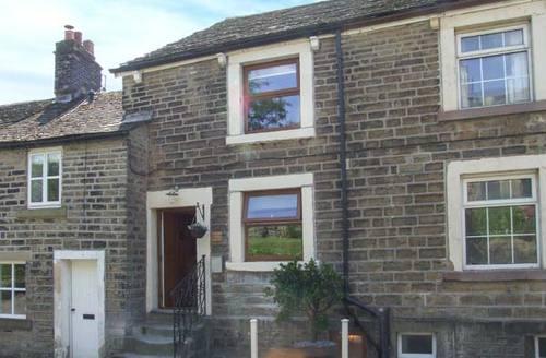 Snaptrip - Last minute cottages - Gorgeous Tintwistle Cottage S4360 -