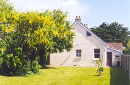 Snaptrip - Last minute cottages - Captivating Constantine Bay Cottage S42888 - Garden