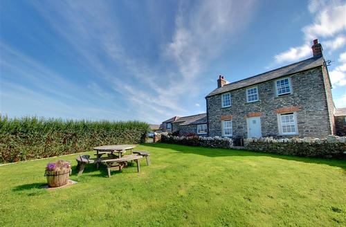 Snaptrip - Last minute cottages - Charming Boscastle Cottage S42893 - Home Farm Cottage