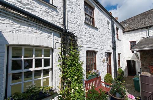 Snaptrip - Last minute cottages - Excellent Looe Cottage S42979 - External