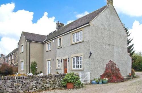Snaptrip - Last minute cottages - Superb Bakewell Farm S4441 -