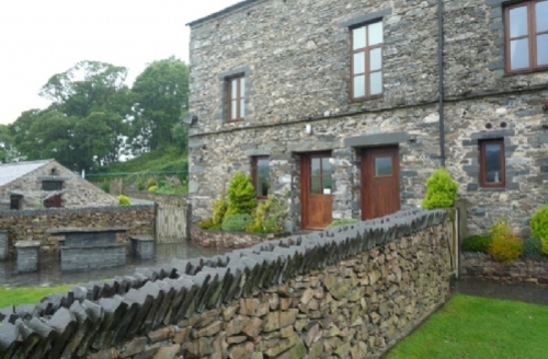 Snaptrip - Last minute cottages - Exquisite Kirkby In Furness Barn S528 - Bank End Barn, Grizebeck, Lakes Cottage Holidays