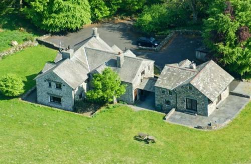 Snaptrip - Last minute cottages - Stunning Ambleside Rental S4473 -