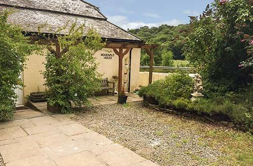 Snaptrip - Last minute cottages - Delightful Umberleigh Cottage S43516 -