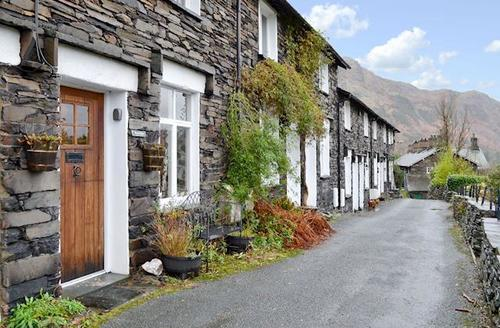 Snaptrip - Last minute cottages - Lovely Coniston And Grizedale Cottage S43657 -