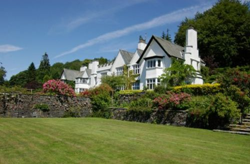 Snaptrip - Last minute cottages - Tasteful Near Sawrey Cottage S44060 - Broomriggs is set in 40 acres of stunning gardens and woodlands