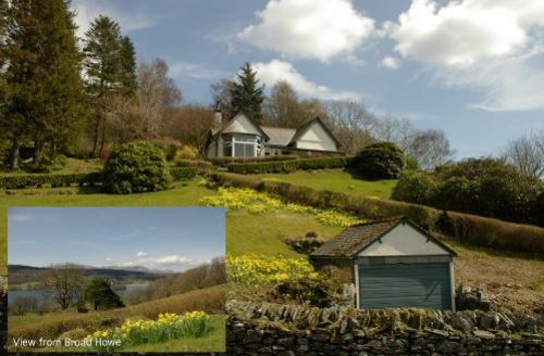 Snaptrip - Last minute cottages - Charming Near Sawrey Cottage S44058 -