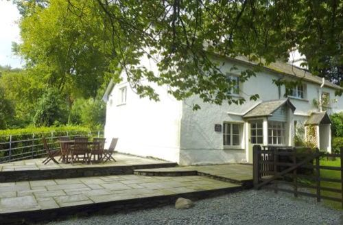 Snaptrip - Last minute cottages - Beautiful South Lakeland Cottage S44077 - Keen Ground is a traditional Lakeland cottage