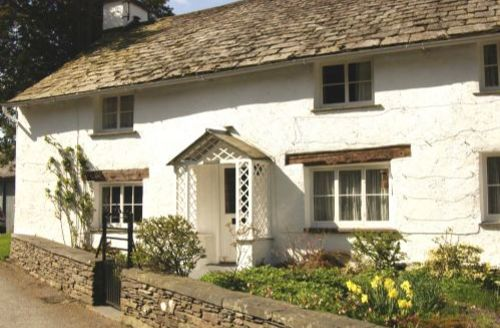 Snaptrip - Last minute cottages - Beautiful Far Sawrey Cottage S44098 - Pepper Yeat is a pretty tradional lakeland cottage