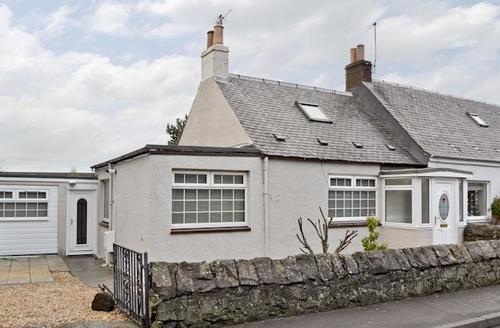 Snaptrip - Last minute cottages - Splendid St Andrews Cottage S44283 -