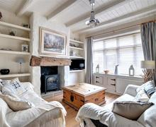 Snaptrip - Last minute cottages - Delightful Robin Hood's Bay Cottage S44443 - Living Room