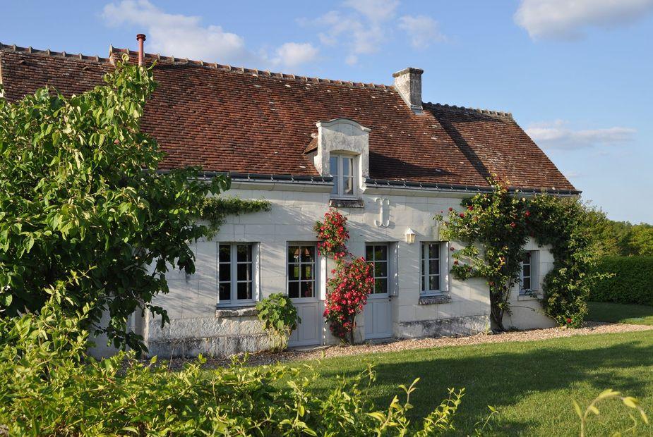 Gîte près des châteaux de la Loire