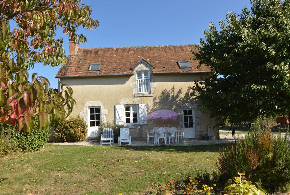 Maison près des châteaux de la Loire