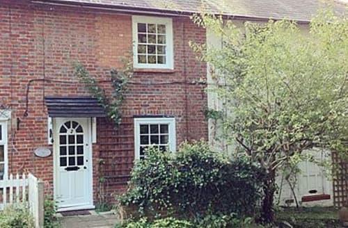 Snaptrip - Last minute cottages - Exquisite Canterbury Cottage S13570 -