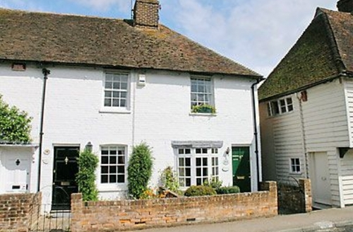 Snaptrip - Last minute cottages - Delightful Canterbury Cottage S13576 -